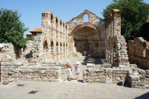 Eglise de Nesebăr, Bulgarie