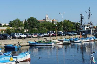 Port de Sozopol, Bulgarie