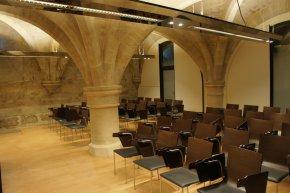 Salle de classe, Collège des Bernardins