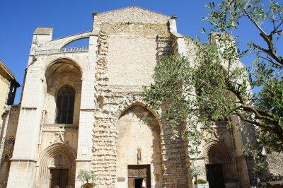 Basilique Saint-Maximin
