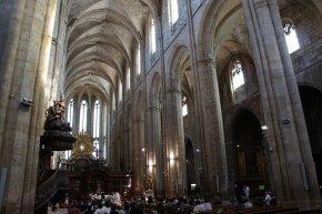 Nef de la Basilique Saint-Maximin