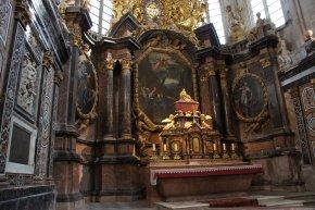 Choeur de la basilique Saint-Maximin