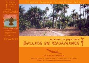 Casamance, Sénégal
