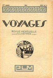 Revue des Voyages, 1927