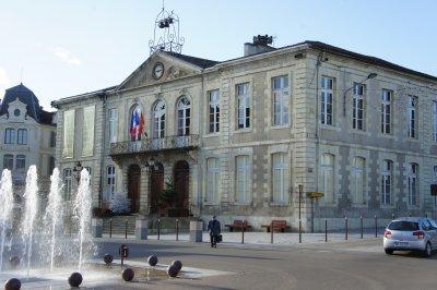 Auch, Hôtel de Ville