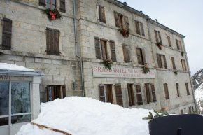 Hôtel du Montenvers, Chamonix