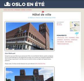 Oslo en été