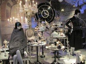 Vitrine Christian Dior