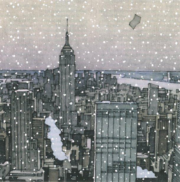 New York en BD