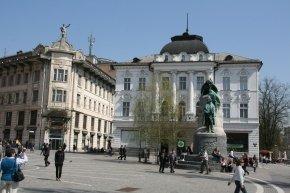 Place Prešeren, Ljubljana