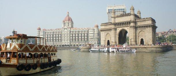 Porte de l'Inde & Taj Mahal Hotel