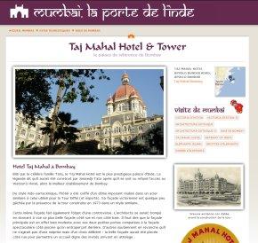 Mumbai, la porte de l'Inde