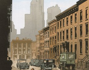 New York, 1930