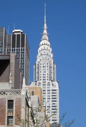 Gratte-ciel de New York