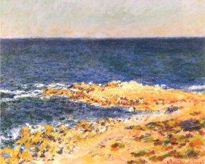 Mer Méditerranée, Monet