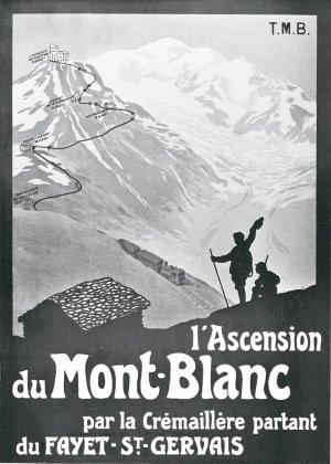 Mont-Blanc par Saint-Gervais