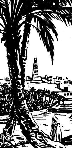 Algérie, PLM, 1928
