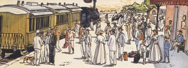 Gare d'Alger
