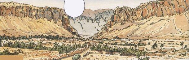 El Kantara, Carnets d'Orient