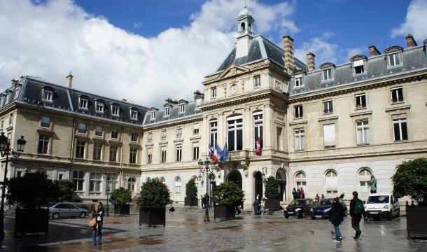 Mairie du XV, Paris