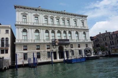Palazzio Grassi, Grand Canal