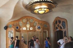 Casa Batlló, intérieur