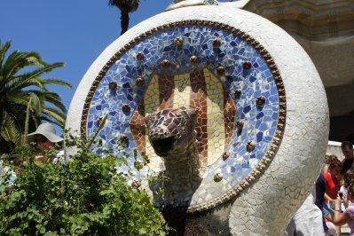 Gaudí à Barcelone