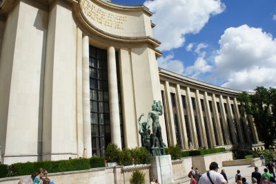 Cité de l'Architecture, Palais de Chaillot