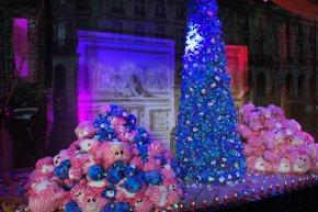 Noël aux Galeries Lafayette