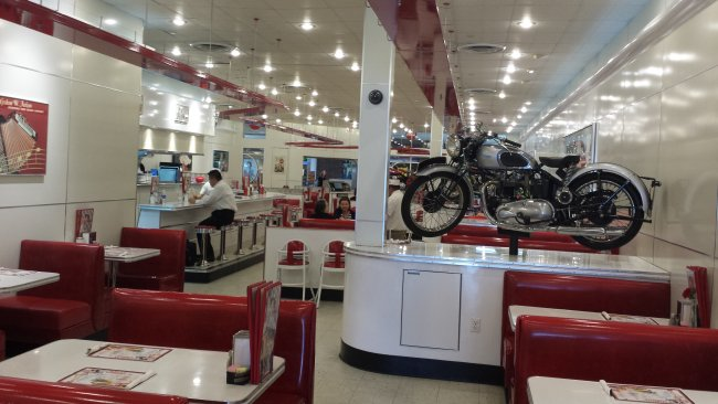 Ruby's Diner, King of Prussia